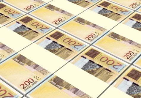 ლარის გამყარებისთვის ეროვნულმა ბანკმა 20 მილიონი დოლარი გაყიდა