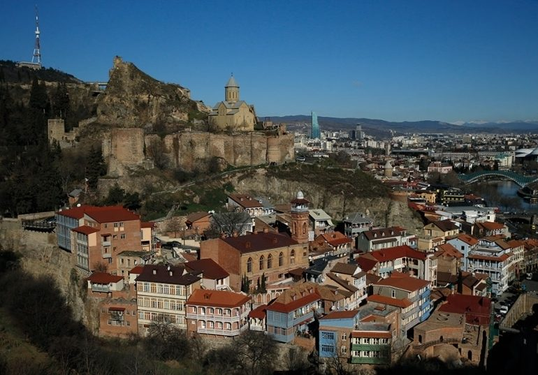 """""""20 Beautiful European cities with hardly any tourists"""" - Tbilisi is on CNN's list"""