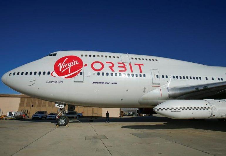 Richard Branson's Virgin Orbit seeks $1 billion valuation in funding round: WSJ