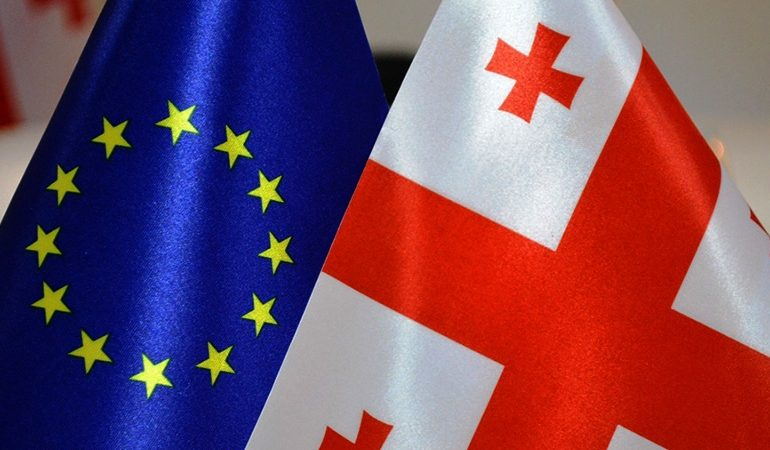 'STRENGTH IN UNITY' - EU, IMF, EBRD, EIB, WB, ADB AND OTHERS ARE READY TO ASSIST GEORGIA