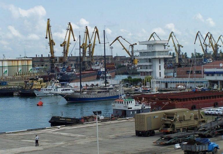 2018 'de, Gürcistan'ın taşımacılık sektöründeki taşınmış mal oranı 0.4 milyon ton azaldı