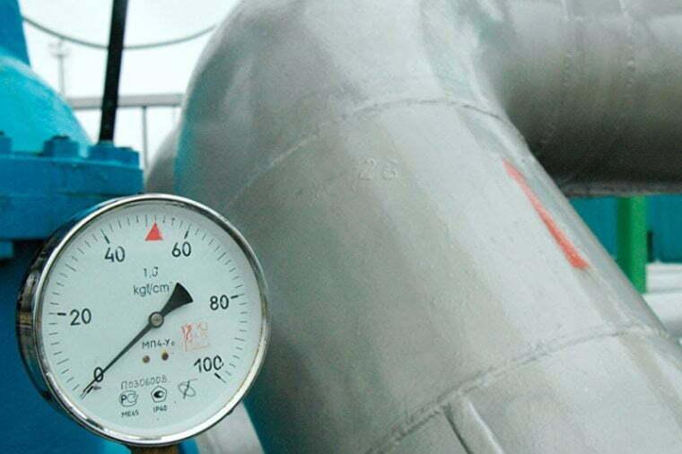 Georgia is negotiating financing of underground natural gas storage