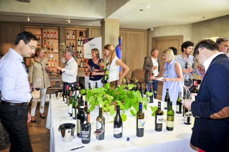 """""""ლუკასი"""" ღვინის საერთაშორისო ღონისძიებაზე 'Fine Minds 4 Fine Wines' წარდგა"""