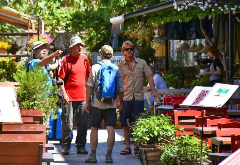 ივლისში საქართველოში რეკორდული რაოდენობის ტურისტი შემოვიდა
