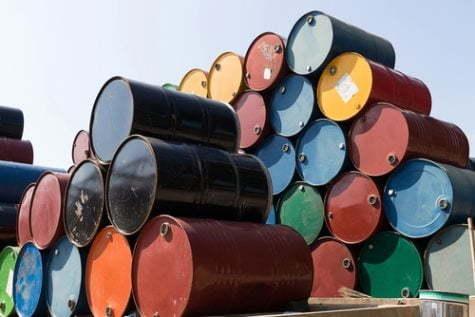 ბარელი ნავთობის მსოფლიო ფასი 37 დოლარამდე შემცირდა