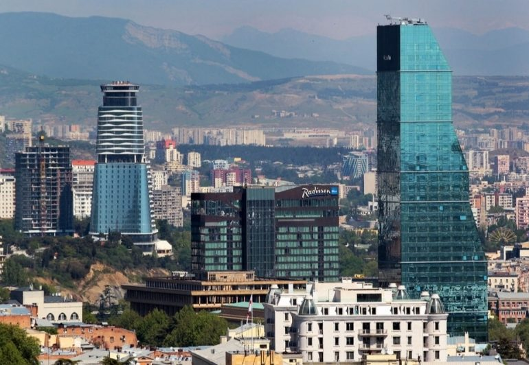 Tiflis'te en pahalı mahalleler