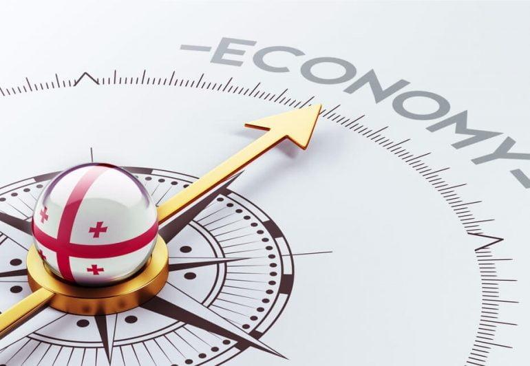 2017 წელს საქართველოს ეკონომიკა 4.8 პროცენტით გაიზარდა