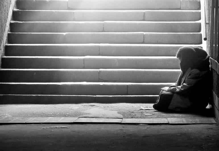 2017 წელს საქართველოს მოსახლეობის 21.9 პროცენტი აბსოლუტურ სიღარიბეში ცხოვრობდა