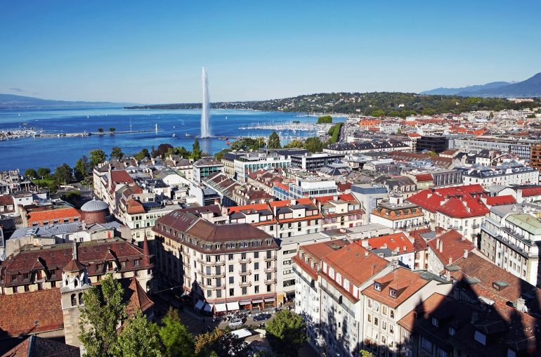 Swiss city Geneva to introduce a minimum wage of over $4,000 a month