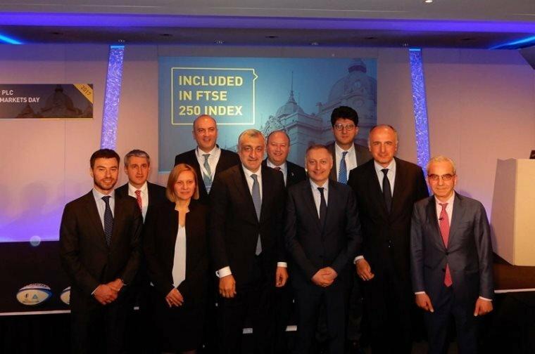 ТВС-банк вошел в FTSE 250 – индекс крупнейших компаний лондонской фондовой биржи