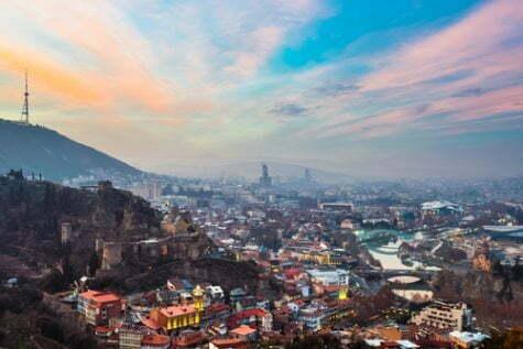 2015 წელს საქართველოში 2.2 პროცენტით მეტი ტურისტი შემოვიდა