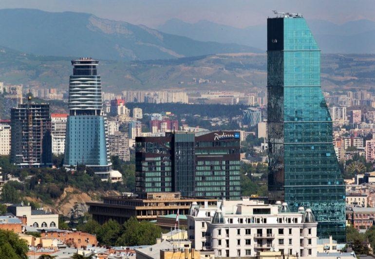 Самые дорогие районы Тбилиси