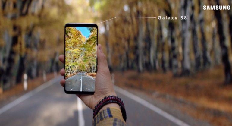 Samsung Galaxy-ის ძლიერი 10 წელი - საქართველოში შექმნილი საიმიჯო ვიდეო რგოლი