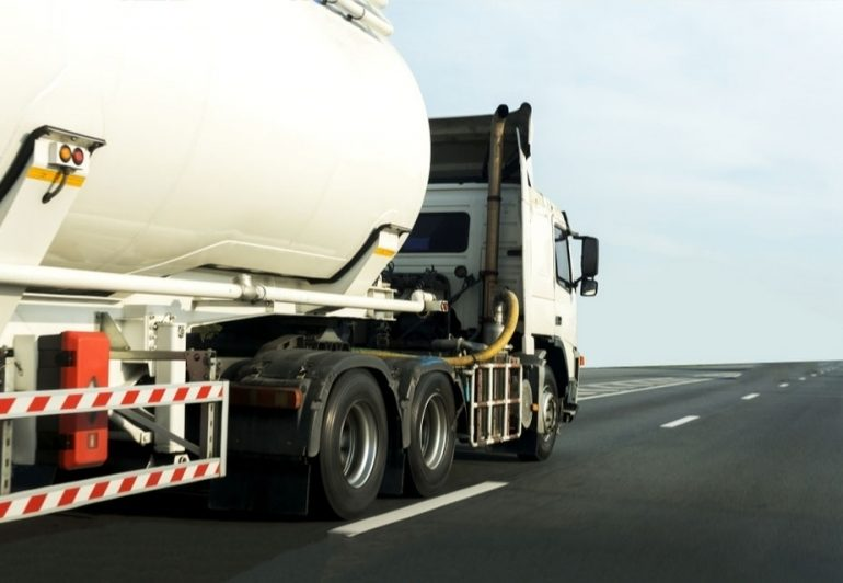 Fuel imports are declining
