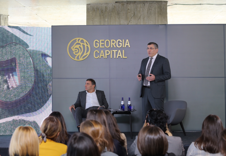 Georgia Capital-ი უძრავი ქონების ბაზარზე ახალი მიმართულების განვითარებას გეგმავს