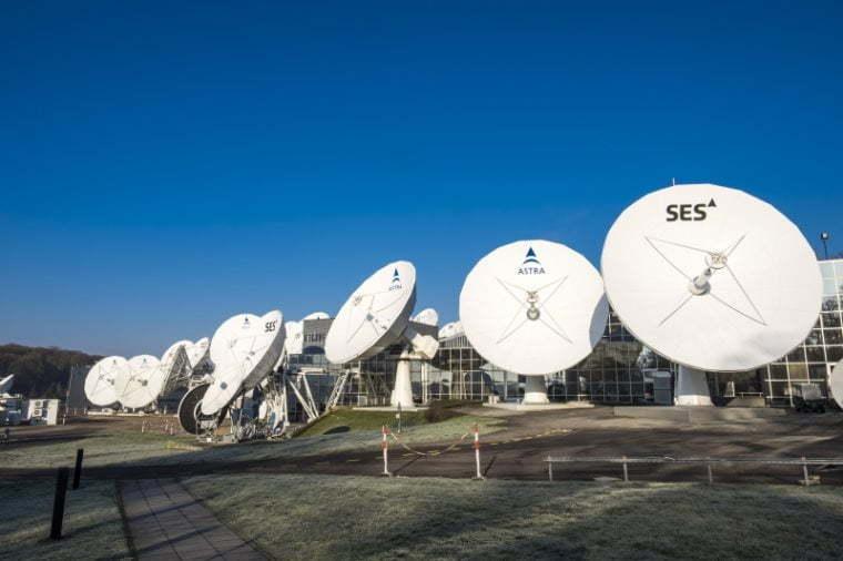 SKY Deutschland-ის ულტრამაღალი გარჩევადობის არხების ტრანსლაცია SES-ის  თანამგზავრებით განხორციელდება