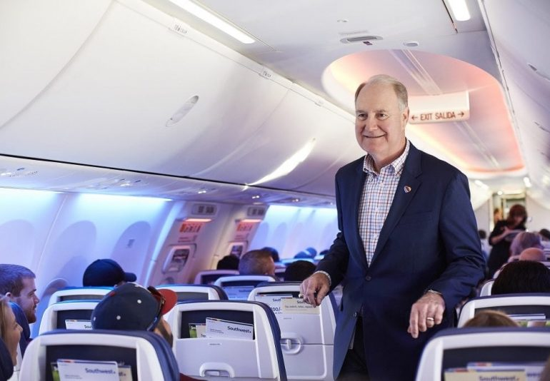 Southwest CEO says Warren Buffett is too pessimistic about airlines' future