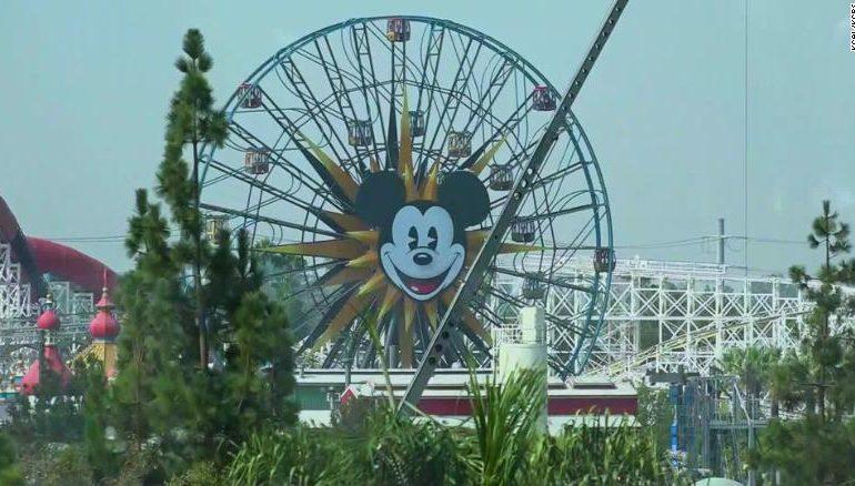 Disneyland Paris shuts down again as France enters lockdown