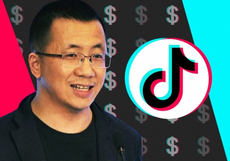 TikTok's parent company reportedly saw $5.6 billion in revenue during the first three months of 2020