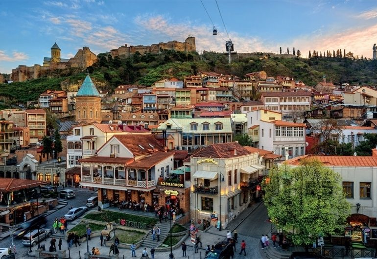 AirBnb portalına göre en yüksek kira ücreti olan Tiflis mahalleleri
