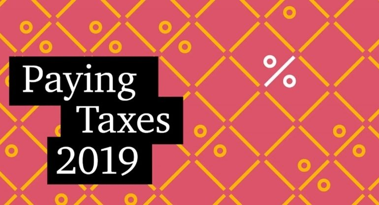 Paying Taxes: Georgia's Position on Ease of Paying Taxes Ranking Improves