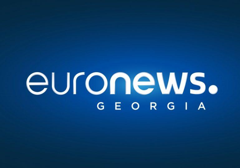 Euronews Georgia soft launch