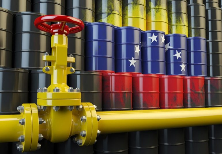 მსოფლიოს ქვეყნები ნავთობის ყველაზე მსხვილი რეზერვებით