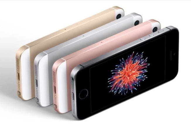 iPhone SE - Apple-ის ახალი მოდელი