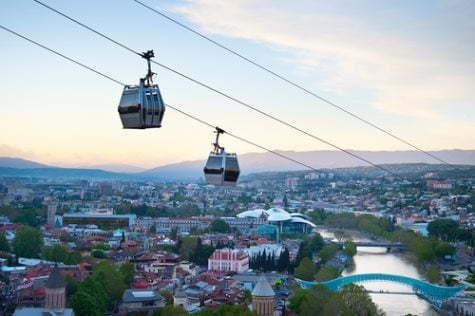 ნოემბერში ტურისტების რაოდენობა 3.6 პროცენტით გაიზარდა