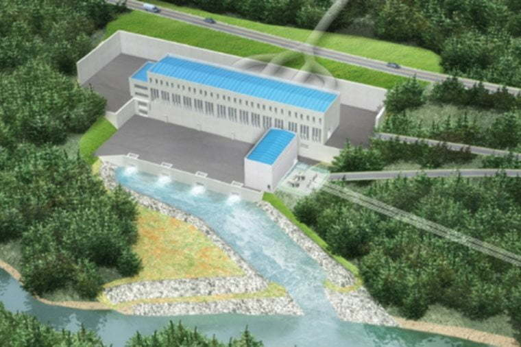 Nenskra HPP Project Launches its New Website