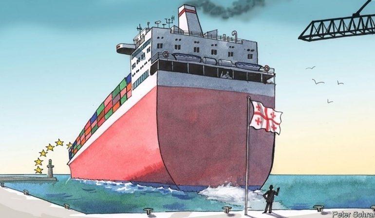 EBRD: Derin su limanları, Gürcistan ile tüm bölge ülkeleri için stratejik öneme sahiptir