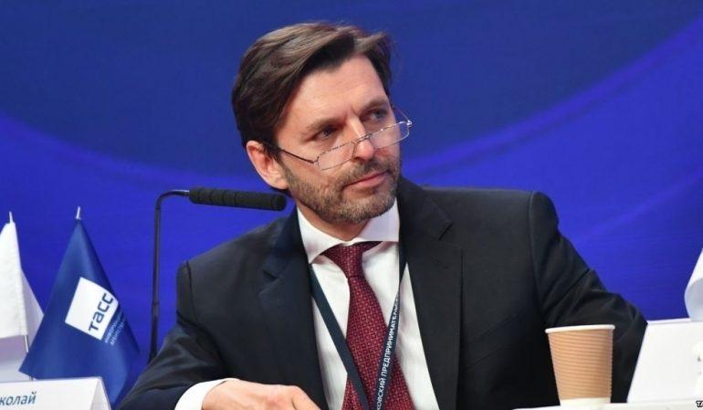 Nikolay USKOV  Forbes Rusya'nın baş redaktör görevinden ayırılıyor
