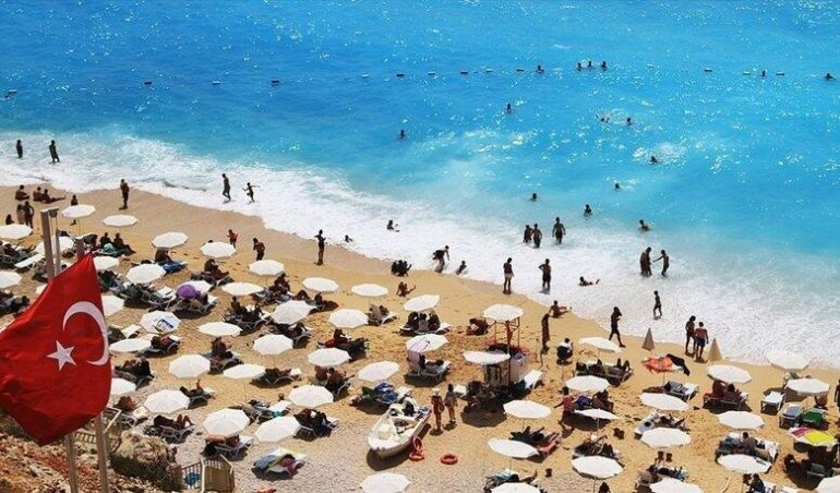 4.5 mln foreign tourists visit Turkey in H1 amid pandemic – Hurriyetdailynews