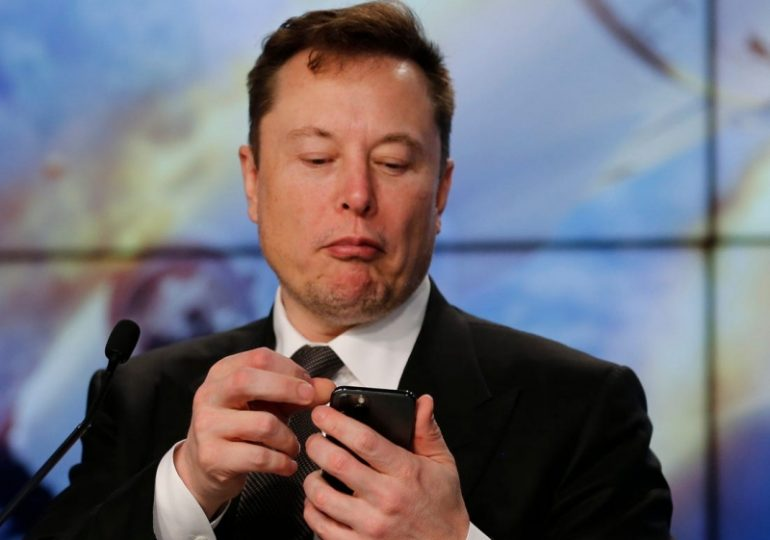 Elon Musk emails Tesla employees: 'Breaking even is looking super tight'