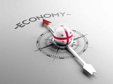 მთავრობამ 2017 წლის ეკონომიკური ზრდის პროგნოზი შეამცირა