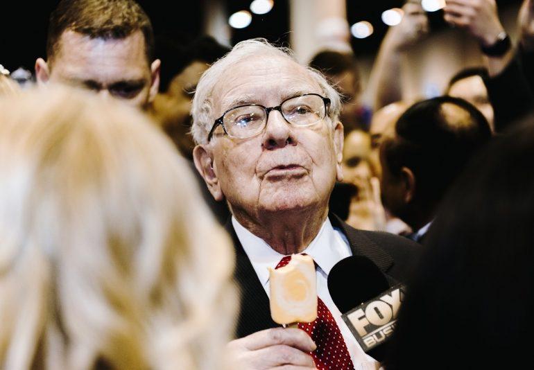 Warren Buffett says this is how to financially survive the coronavirus
