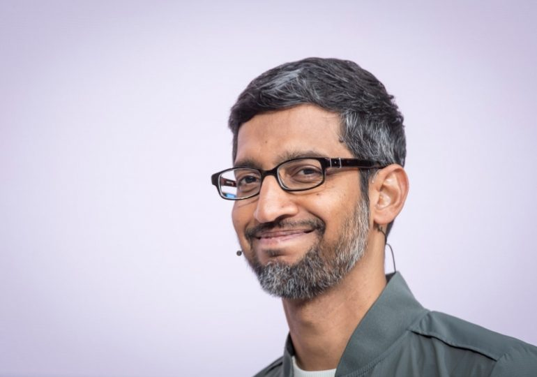 Why Google's CEO misses his commute (plus the new hobby he learned on YouTube)