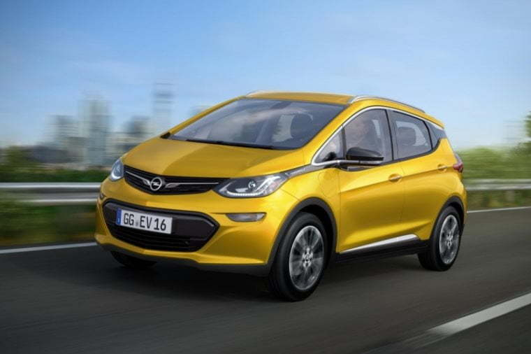 Opel-ი 2017 წელს ელექტროავტომობილის პრეზენტაციას გეგმავს