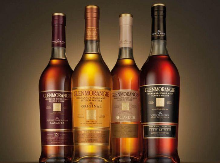 Glenmorangie - ყველაზე აღიარებული ერთალაოიანი სასმელი