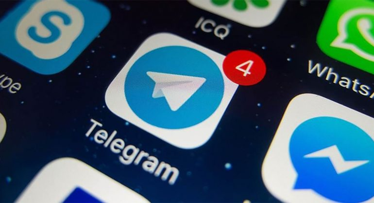 Telegram-ის ყოველთვიურ აქტიურ მომხმარებელთა რაოდენობამ 200 მილიონს გადააჭარბა