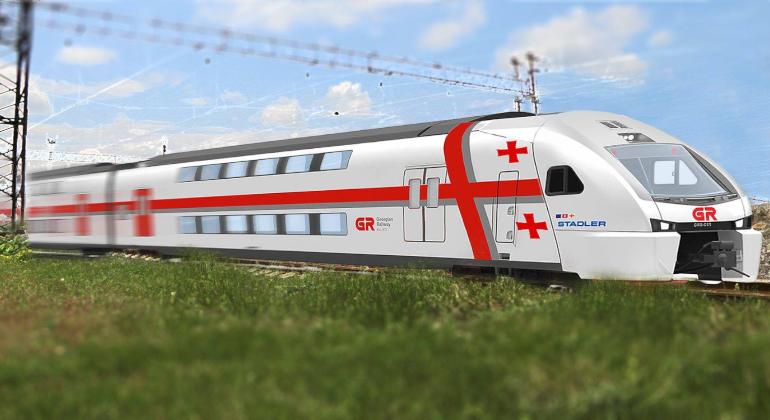 Factors influencing performance of Georgian Railway