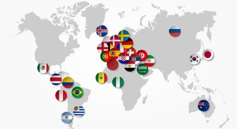 მსოფლიო ჩემპიონატში მონაწილე ყველაზე მდიდარი და ღარიბი ქვეყნები