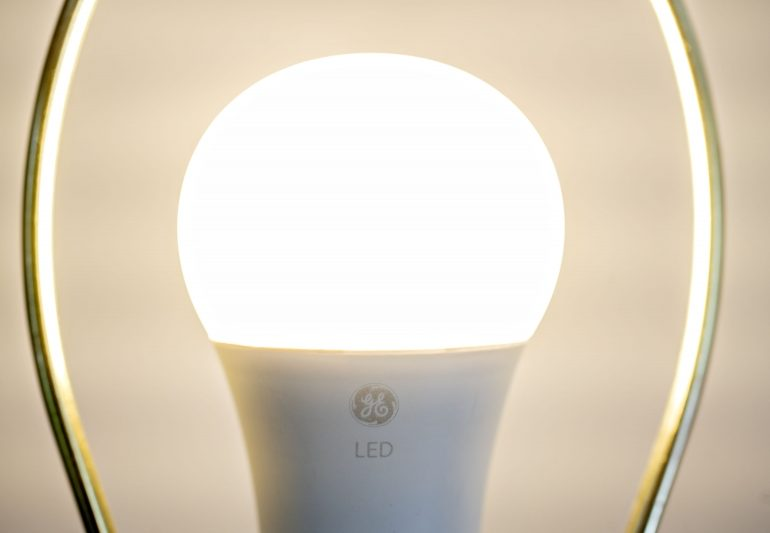 GE is saying goodbye to its 129-year-old light bulb business