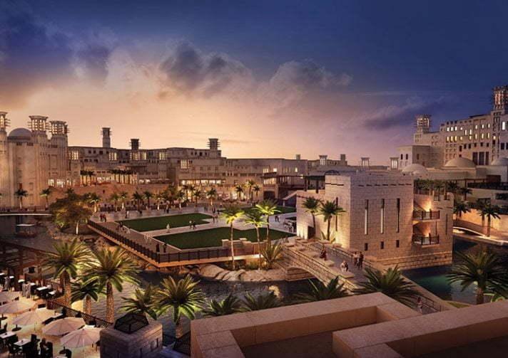 Jumeirah-ს აღმოსავლური მარგალიტი