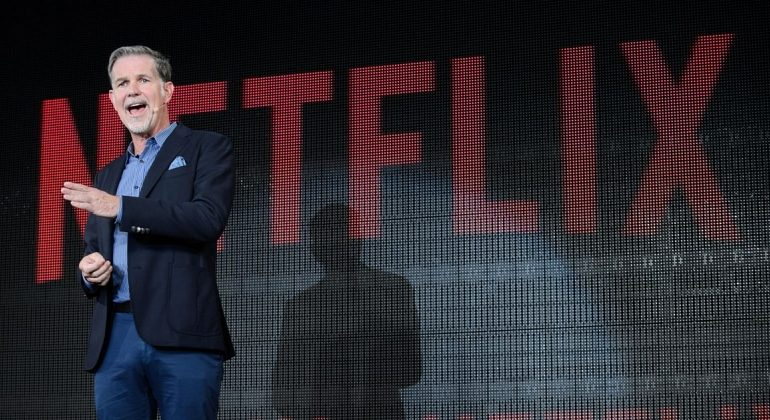 Netflix CEO donates $120 million to black colleges in an effort to 'reverse generations of inequity'