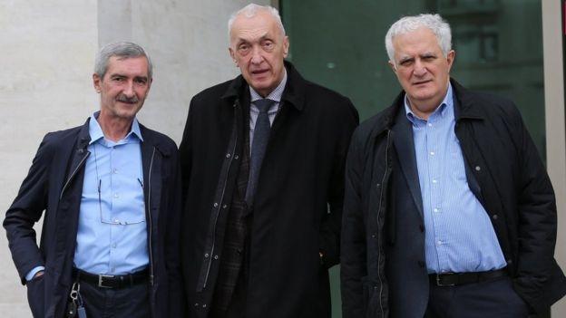 BBC: How 'three musketeers' helped Georgia fight virus