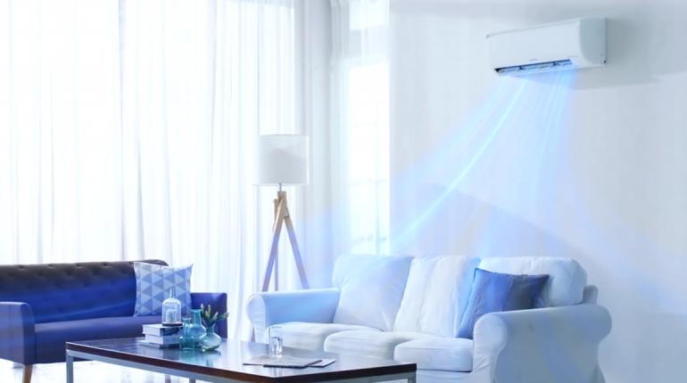 Samsung-ის ახალი 8 პოლუსიანი S-Inverter ტექნოლოგიის კონდიციონერი