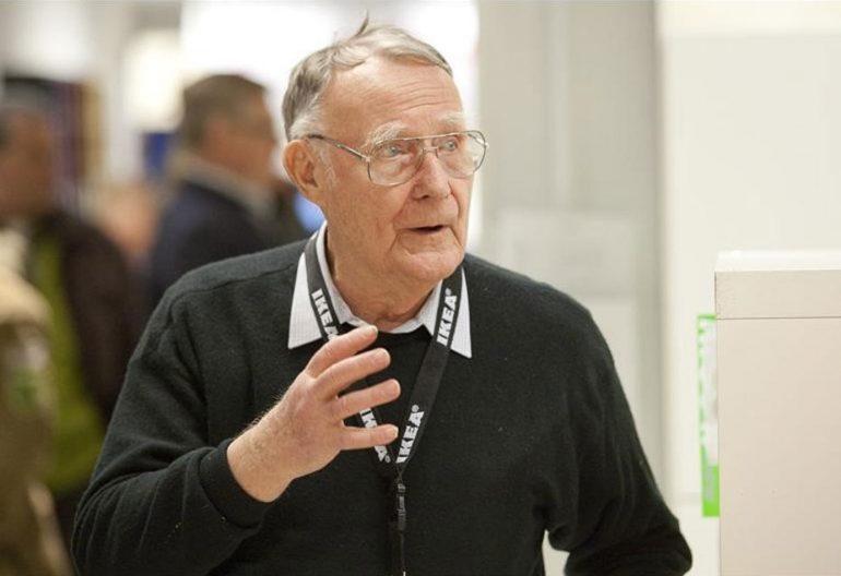 Ingvar Kamprad, Founder Of Ikea, Died At 91