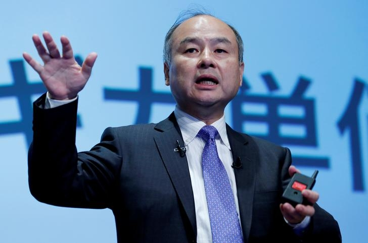 SoftBank CEO says he will supply 300 mil masks per month to Japan