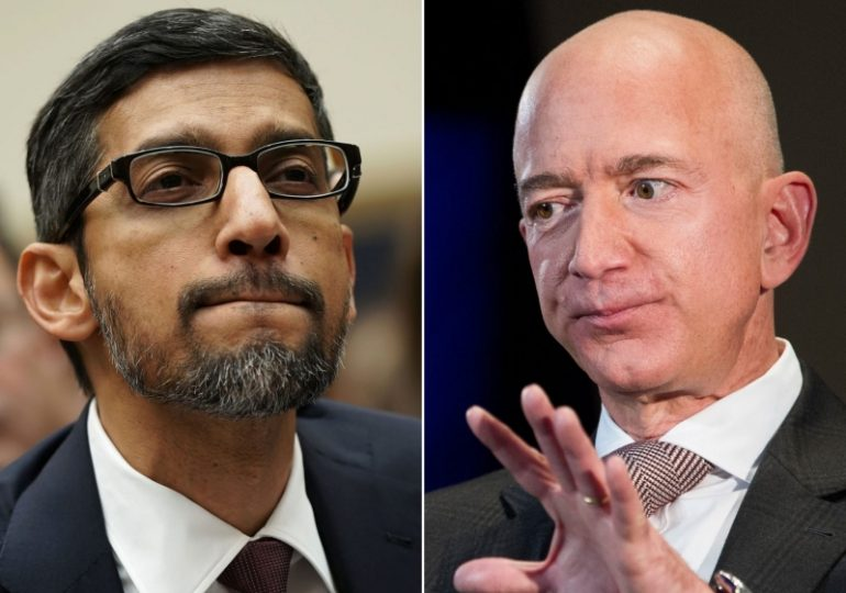 Amazon, Google, Twitter, and other tech companies are speaking out against Trump's freeze on immigrant work visas